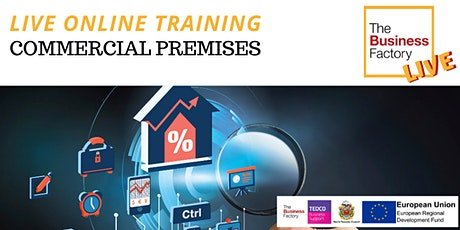 LIVE ONLINE – Commercial Premises Workshop 12pm to 2pm tickets