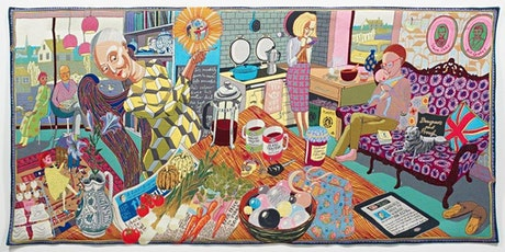 PRIVATE VIEW: GRAYSON PERRY: THE VANITY OF SMALL DIFFERENCES tickets