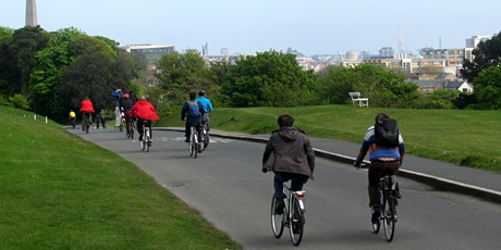 MEET UP SERIES:  Cycle around Phoenix Park & Yoga tickets