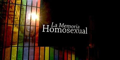 Martes de cine. Proyección de 'La memoria homosexual' entradas