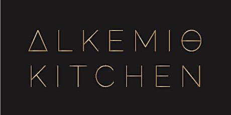 Alkemio Kitchen @ The Alpaca tickets