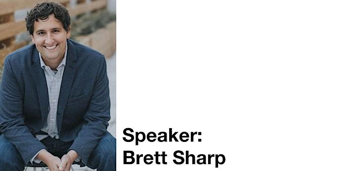 POSTPONED: DATE TBD - Startup Metrics with Brett Sharp image