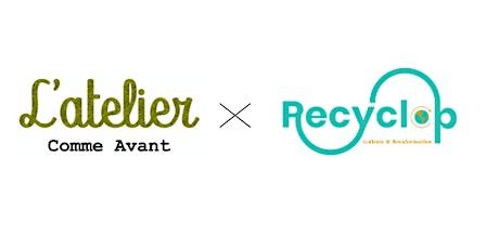 Revaloriser vos mégots avec Recyclop billets