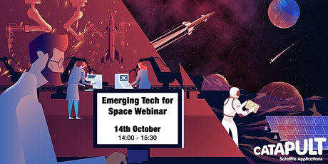Emerging Technology for Space Webinar tickets