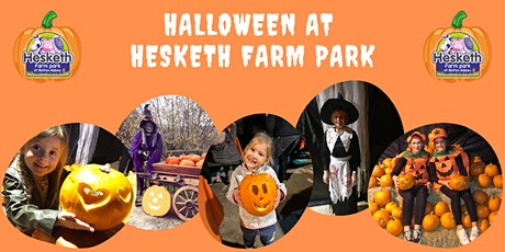 Halloween at Hesketh Farm Park tickets