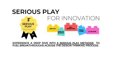 Serious Play for Innovation tickets