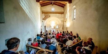 """Musica dell'anima a Santa Perpetua - Concerto """"Alba a sei corde"""" biglietti"""