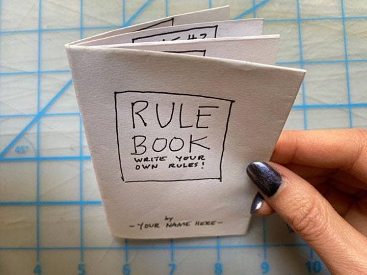 Write Your Own Rules Workshop (virtual) image