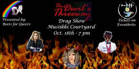 The Devil's Threeway - Drag Show at Musiikki tickets