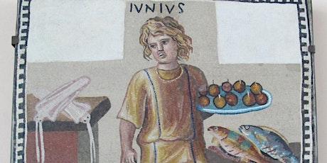 Workshop voor volwassenen: Romeinse hapjes maken tickets