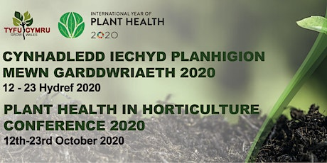 Plant Health in Horticulture Conference 2020 entradas