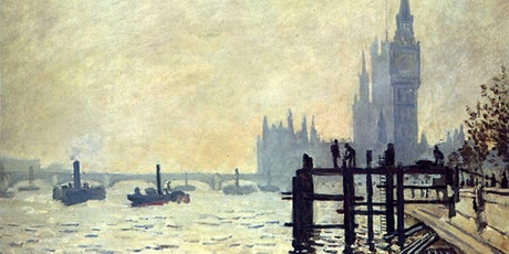 Paint Monet's 'Thames below Westminster' - ZOOM Class tickets