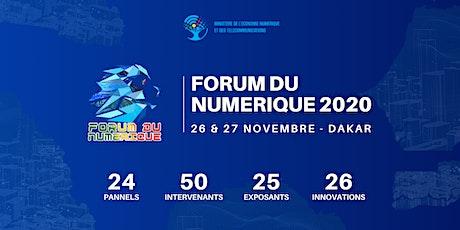 Forum du Numérique billets
