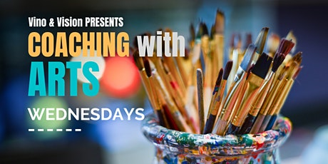 Coaching with Arts Wednesdays tickets
