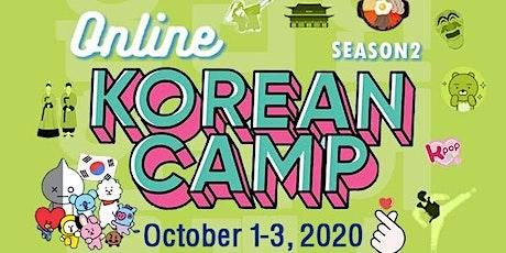 IYF Online Korean Camp tickets