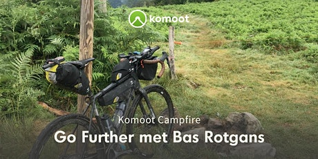 Go Further met Bas Rotgans tickets