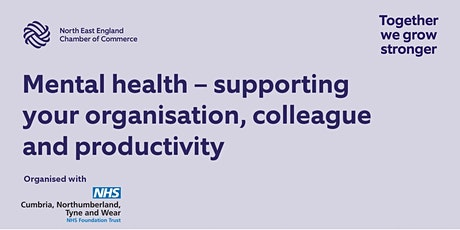 Mental health - supporting your business, colleagues and your productivity tickets