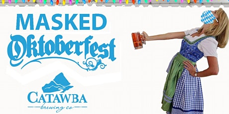 Masked Oktoberfest tickets