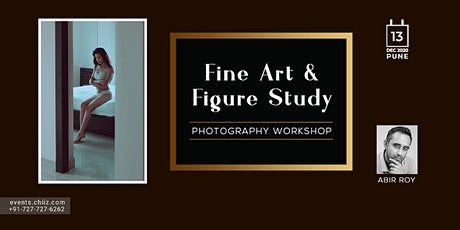 ABIR ROY : FINE ART PHOTOGRAPHY WORKSHOP tickets