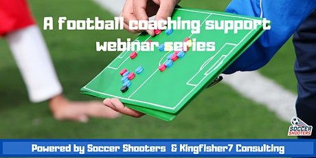 Football coaching webinar  with Pete Sturgess tickets