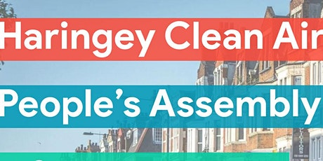 Haringey Clean Air People's Assembly tickets
