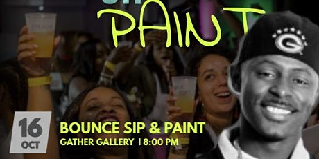 Bounce Sip and Paint ft DJ JUBILEE tickets
