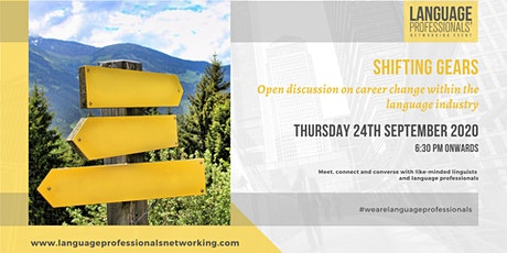 Language Professionals' Networking Event - September 2020 tickets