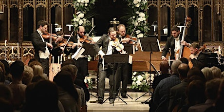 Candlelight Concerts at Southwark Cathedral #1 - Mendelssohn & Tchaikovsky tickets