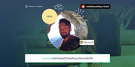 Product Management Live Chat by Microsoft PM tickets