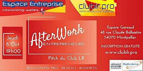 Afterwork Entrepreneur Club LR d'Octobre billets