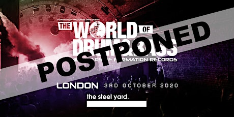 [POSTPONED] The World of Drum & Bass – London tickets