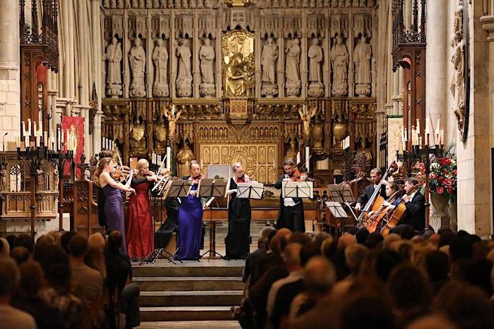 Candlelight Concerts @ Southwark Cathedral - Mendelssohn & Tchaikovsky image