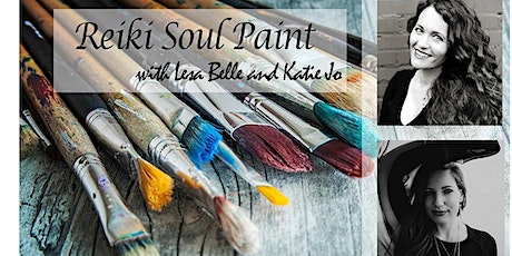 Reiki Soul Paint Love and Relationship tickets