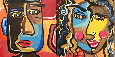 Paint Night: Picasso Style Self Portraits tickets