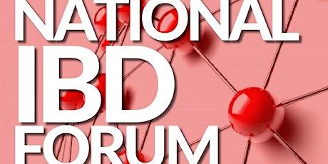 National IBD Forum biglietti
