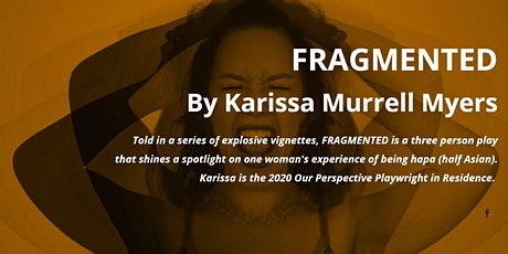 FRAGMENTED by Karissa Murrell Myers tickets