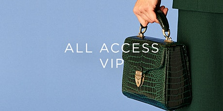 ALL ACCESS - VIP tickets