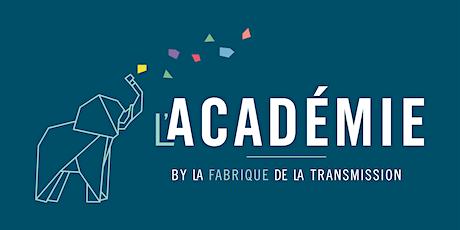 """Réunion d'information - Parcours de formation """"Spécialiste TFC"""" tickets"""