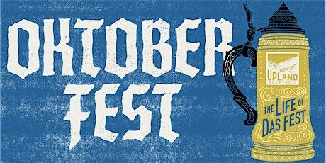 Upland Oktoberfest tickets