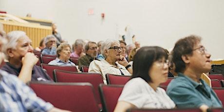 Senior Living Week: Educational Presentations tickets