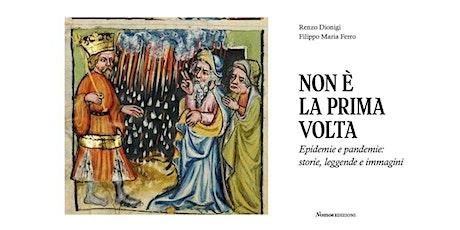 """PRESENTAZIONE DEL LIBRO """"NON E' LA PRIMA VOLTA""""  di R. Dionigi e F. Ferro biglietti"""