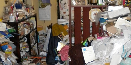 Family & Friends - How to Deal with their Hoarding Issues tickets