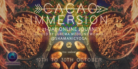 Cacao Immersion - A 21 day online journey tickets