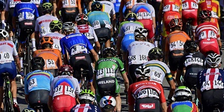 Social Ride Out & viewing: WK Wielrennen tickets