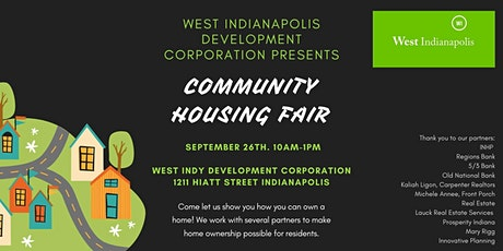 Community Housing Fair tickets