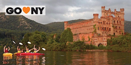 Kayak and Bannerman Castle Sunset Private Tour tickets