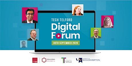 Tech Telford Digital Forum tickets
