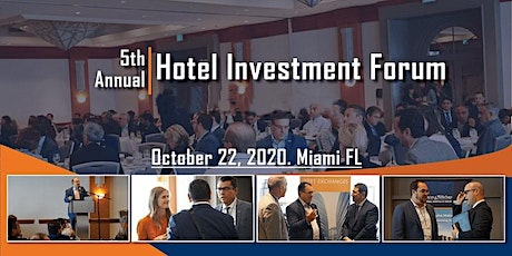 5th Annual Hotel Investment Forum - Presented by Kabani Hotel Group tickets