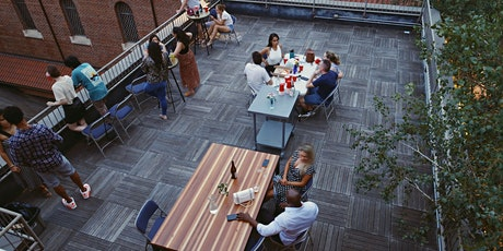 Outdoor Dinner & Live Music Above the High Line tickets