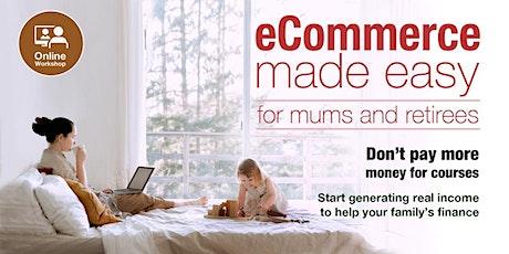 [Webinar]Help You How To Start Global Online Business E-Commerce[Edinburgh] billets